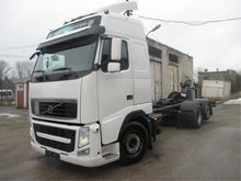 2011 Volvo FH 460 Chassis cabin