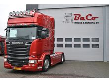 Used 2015 Scania R 5