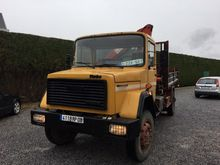 1988 Magirus Dumper truck with