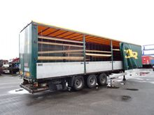 2008 Krone Ladebordwand, BPW, L
