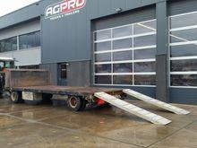 Jumbo 2 as Low loader