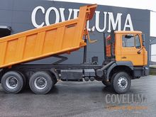 2000 MAN 33.364 6x6 Lorry