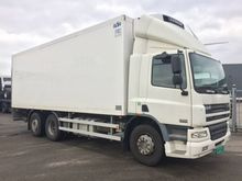 2005 DAF CF75 250 6x2 Holland t