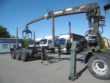2002 Krone SD27EL Crane