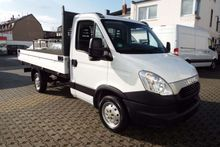 2013 Iveco Daily Pritsche 3, 50