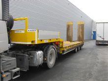 2011 Kaiser Low loader