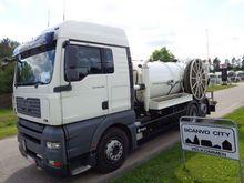 2007 MAN TGA 26-440 LL Vacuum t