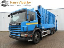 1999 Scania P 94 260 Garbage tr