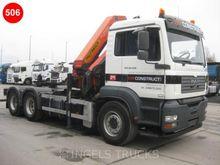 2005 MAN TGA 430 M cabine Truck