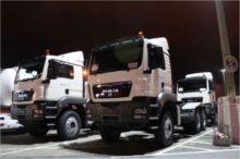 2011 MAN TGX TGS 18.480 4x2 EUR