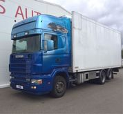 2003 Scania R124 THERMOKING Fre