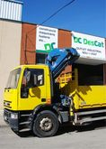 Iveco MLC 170 E 18 Truck Crane