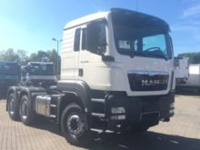 MAN TGS 41400 8X4 BB Chassis ca