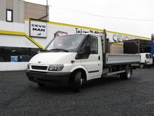2001 Ford Transit Open box