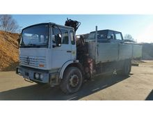 1990 Renault G230 STEEL Lorry