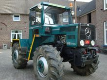 1975 MB Trac 800 Tractor