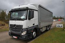 2013 Mercedes Benz Actros 2532