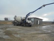 1999 Scania 124 Concrete pump