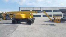 2009 Haulotte HA41PX Working pl