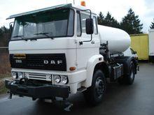 Used 1980 DAF 2100 T