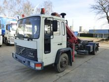 1994 Volvo FL614 PALFINGER PK 8