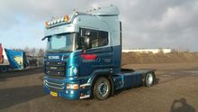 2011 Scania R440 low deck Tract