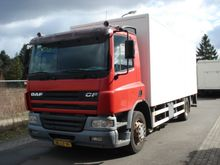 Used 2001 DAF cf 65