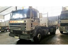 Used 1990 DAF TIPPER