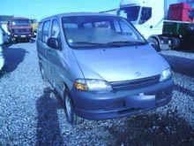 1999 Toyota Haice Miscelaneous