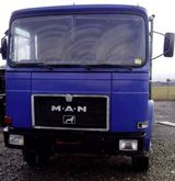 1984 MAN 19.221 Chassis cabin