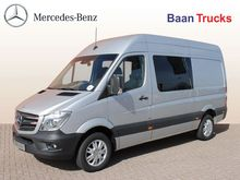 2016 Mercedes Benz Sprinter 316