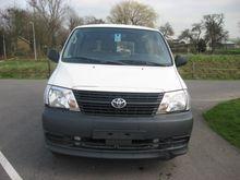 2007 Toyota HiAce 2.5 D-4D LWB