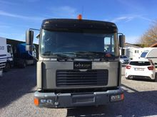 2000 MAN 15.224 Container trans
