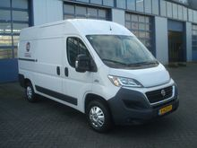 2016 Fiat Ducato L2H2 Closed bo