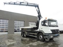 2006 Mercedes Benz Axor 2633 Co