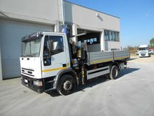 1998 Iveco 120E18 Lorry with cr