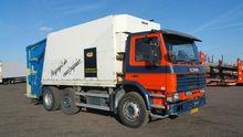 1996 Scania Garbage truck