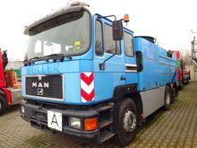 Used 1987 MAN 19.332