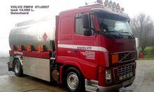 2007 Volvo FMFH 500 pk Tank