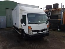 2008 Nissan Cabstar Closed box