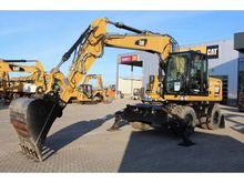 2015 Caterpillar M313D Wheeled