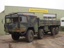 1980 MAN 10T 8x8 MILGL Army tru