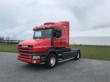 Used 2001 Scania tor