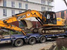 2015 JCB JS 220 LNC Crawler Exc