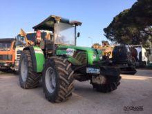 2005 Deutz Agrolux 70 Tractor
