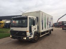 1997 Volvo FL6 11 Box with load