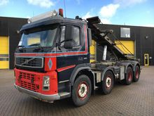 2003 Volvo FM12 420 8x4 Contain