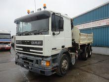 1993 DAF FAT 95-360 ATI 6x4 FUL