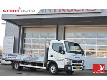 2015 Fuso Canter 3C13 Open box