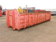 Onbekend afzetcontainer Dry Gen